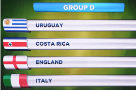 World Cup : Group D Preview by Paul Dargan