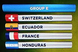 World Cup Group E Preview by Paul Dargan