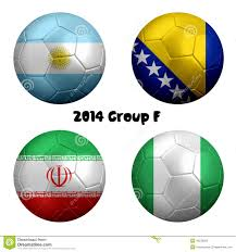 World Cup Group F Preview by Paul Dargan